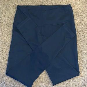 Full Length Navy Blue Zella Leggings!